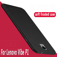 Buy lenovo P1 case Silicone luxury protection mobile phone bag Lenovo vibe P1 cover back frosted lenovo P1c72 case Soft Tpu for $4.29 in AliExpress store