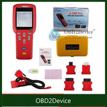 DHL,EMS Free Ship 2016 Original Newest Xtool X-100 PRO X100 PRO Auto Key Programmer X100 pro Update on official website(China)