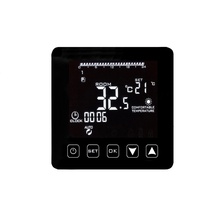 Programmable LCD Display Water Floor Heating Thermostat Room Temperature Controller 3A - Electric Expert Store store