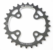 Name:DRIVELINE 28T Mountain bike 10 Speed / 64BCD crankset chainrings(China)