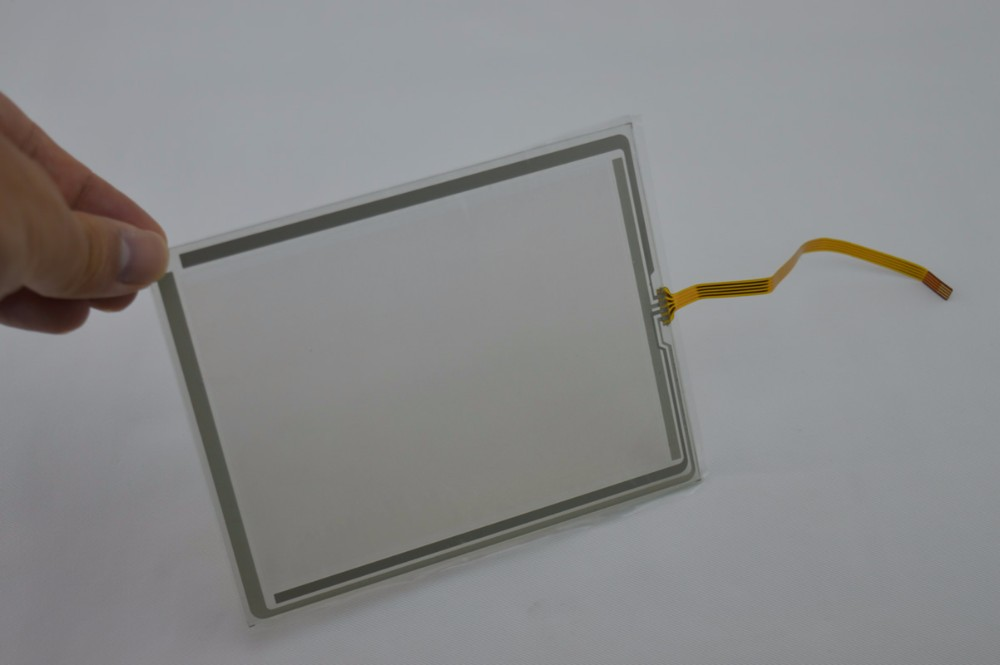 Touch screen for 6AV6 642-0BA01-1AX0 TP177B 6 INCH, FREE SHIPPING<br>