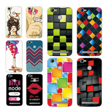 "Buy Soft TPU Back Cover Case Homtom HT50 5.5"" High Grid funny Style Painted Phone Cases Coque Homtom HT50 Funda Capa for $1.39 in AliExpress store"