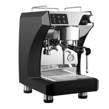 Stainless steel LCD display screen Commercial daul Thermo-block espresso coffee machine 15/9 bar for option cappuccino maker