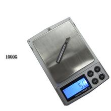 Buy 1000g/0.1g Digital Weight Scale Milligram Jewelry Balance Gram Digital Pocket Scales Electronic Kitchen Weight Scale for $6.95 in AliExpress store