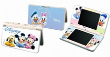 Mickey and Minnie Mouse 242 Vinyl Skin Sticker Protector for Nintendo DSI XL LL for NDSI XL LL skins Stickers