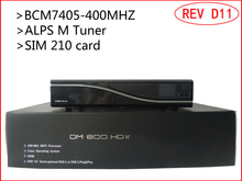 Good quality cccam Satellite TV Receiver DM 800se ALPS M tuner sim2.10 card ,400Mhz Processor,herobox Support DVB-S2(China)