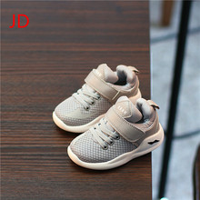 JIANDIAN New Children's Sports Shoes, Girls' Casual Shoes, Boys' Sneakers Shoes(China)