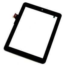 New 8'' inch Digitizer Touch Screen Panel glass For Prestigio MultiPad PMP5580C 8.0 PRO DUO Tablet PC 198*148mm(China)