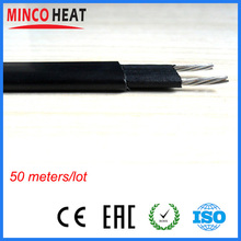 Self-regulating Heat Trace Minco Brand Freeze Free Self Regulating Electric Pipe Heating Cable 50 meters(China)