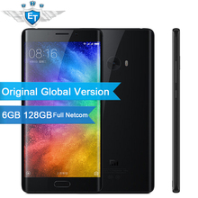 Original Xiaomi MI Note 2 Prime Smartphone 5.7 Inch 6GB 128GB Snapdragon 821 Quad Core 22.56MP Global LTE Bands