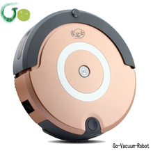Lithium Battery Robot Vacuum Cleaner Household for Home , Auto charge,HEPA Filter,household cleaning aspirator(China)