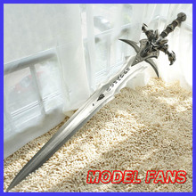 MODEL FANS stainless steel made HCMY Lich King Frostmourne 1:1 for Collection