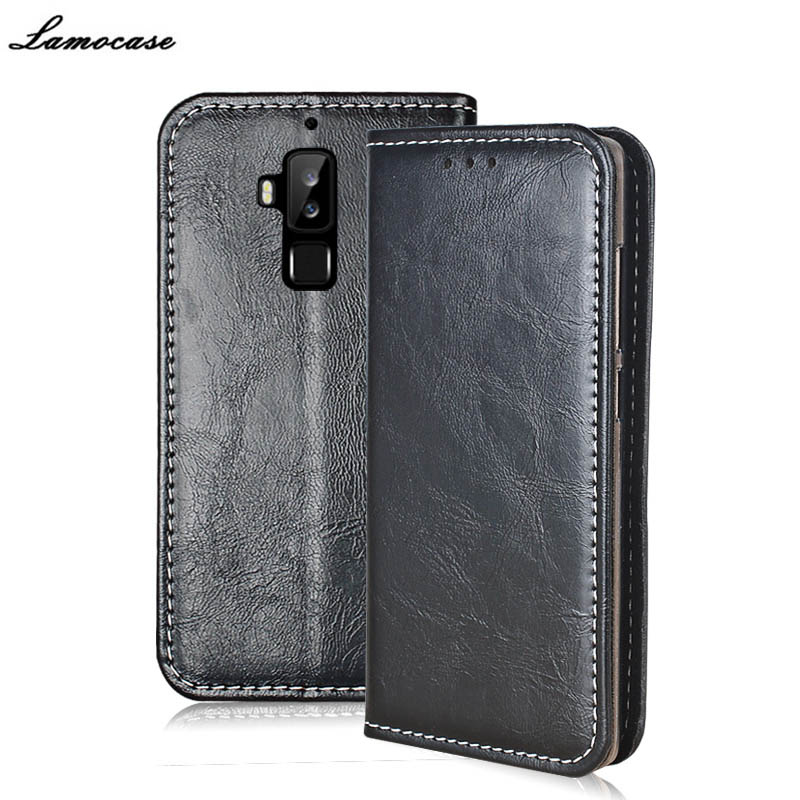 homtom S8 leather case cover Special Protective Flip PU Leather Case homtom S8 mobile phone Case