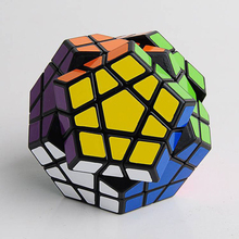 Megaminx Magic Cube Toy Puzzle Games Children Learning Resources Brinquedos Plastic Polymorph Cubos Magicos Kids Games 80D0543
