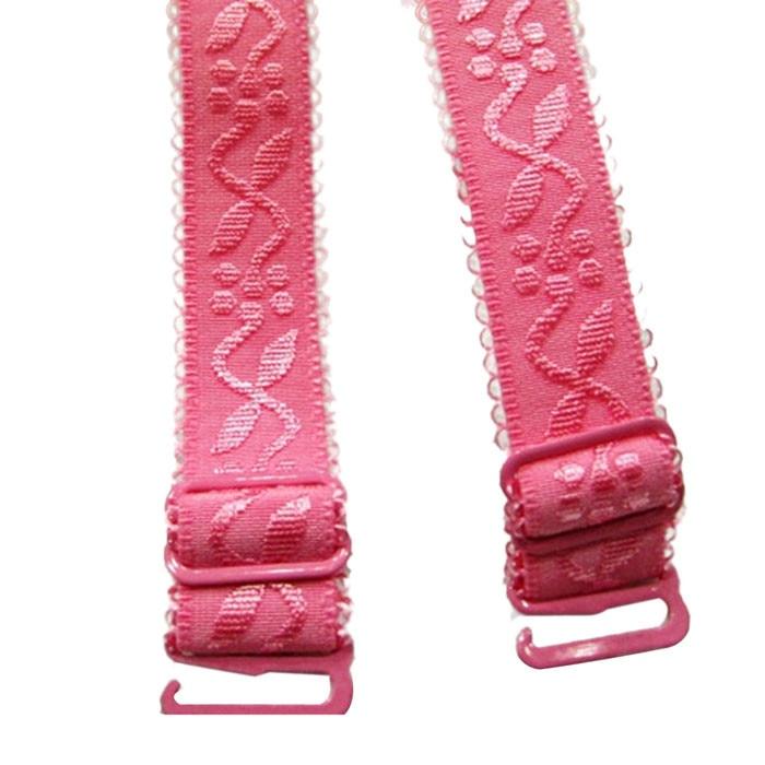 Elastic Brassiere Strap WOMAIL delicate 17 Fashion New Sexy Slim Ladies Underwear Straps Shoulder Floral Print Lingerie W30 @ 7