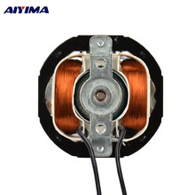AIYIMA 1pc Asynchronous AC Motor YJ5812 2000W 50HZ 230V All Copper Hood Pole Heater Accessories Moteur