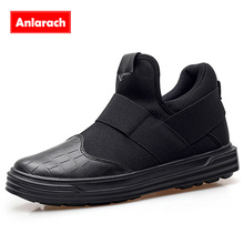 Anlarach New Spring Autumn Shoes for Men Slip On Designer Fashion Casual Shoes Outdoor Male Comfortable Walk Shoes