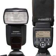 Yongnuo YN-565EX II Speedlite YN565EX II For Canon 6d 60d 5d mark iii 550d 1100d 650d 600d 700d 7d 5d2 Camera Wireless TTL Flash