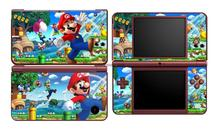 Super Mario 300 Vinyl Skin Sticker Protector for Nintendo DSI XL LL for NDSI XL LL skins Stickers
