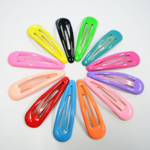10 Pcs/lot Solid Candy Color Kids 5cm Girls' Hairpin Girls' Hair Grips Kids Hair Clips Accessories