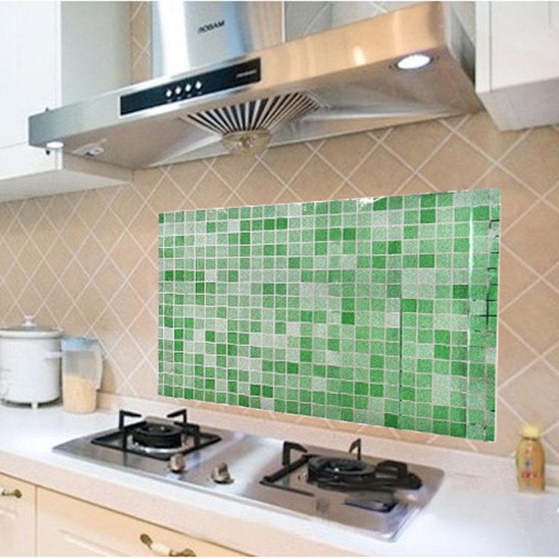HTB1ef37fx9YBuNjy0Ffq6xIsVXaq - Anti-oil Wall Sticker High temperature For kitchen And Bathroom