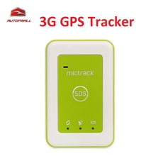 3G GPS Tracker WCDMA Personal GPS Locator 3G Tracker MT510 1600mAh u-blox UMTS Two-way Talk Voice Monitor Mileage Report SOS(China)