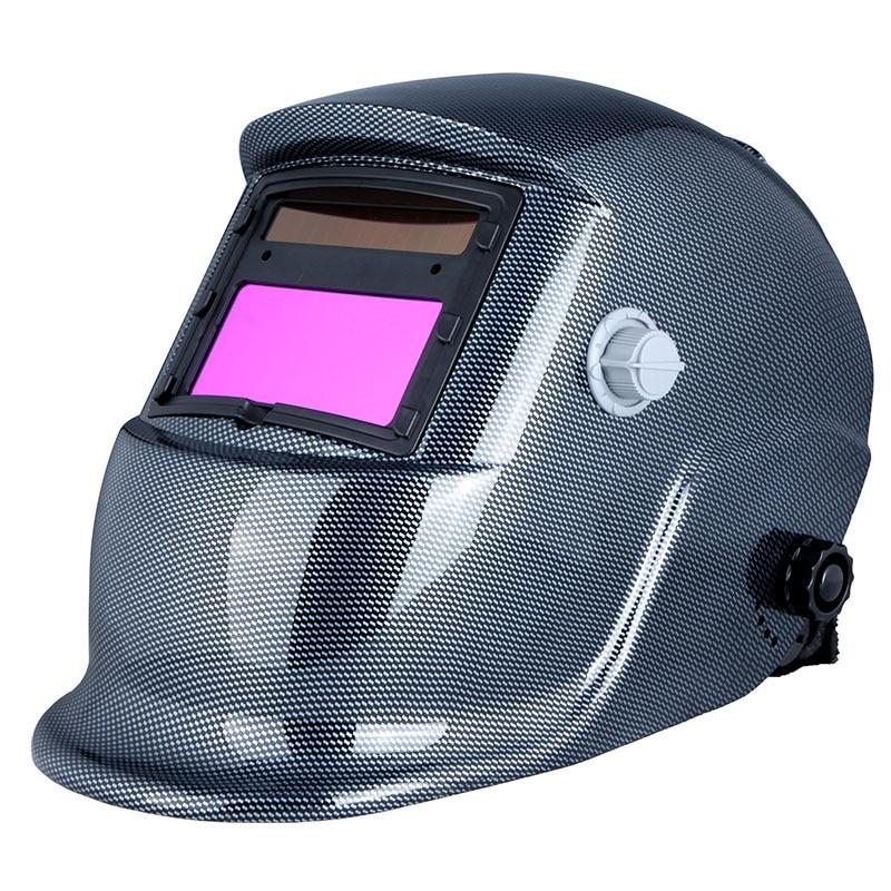 Auto Darkening Welding Helmet Good Quality Welding Mask cap  Arc Tig Mig Grinding Solar Powered Welding &amp;amp Soldering Supplies<br>