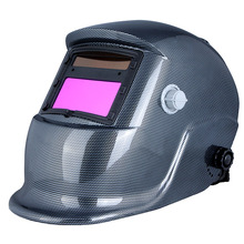 Auto Darkening Welding Helmet Good Quality Welding Mask cap Arc Tig Mig Grinding Solar Powered Welding &amp Soldering Supplies(China)