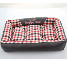 Soft Dog Mat Pet Bad House Warm Sofa Portable Dog Bed Kennel Cages Fences Blankets Cama Cachorro Supplies Pet Carrier 50B129