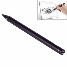 Universal Rechargeable Capacitive Touch Screen Stylus Pen with 2.3mm Superfine Metal Nib for iPhone/ iPad and Tablet PC