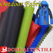 Cheap Outdoor fabric  PVC coated for jacket, Raincoat. skid wear