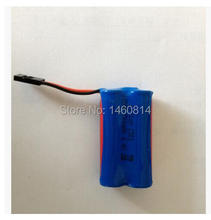 Free shipping HBX 2098B 1/24 4WD Mini Car Spare Parts battery