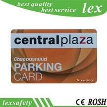High Quality PVC Material Making Proximity TK4100 125khz iso 11785 full color printing thin plastic id card
