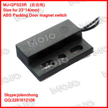 Free shipping!!   MJ-GPS23R Magnetic proximity switch N.O type