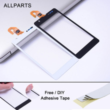 Tested 4.6 inch Touch Screen For Sony Xperia ZR Touch Screen Digitizer Replacement Parts Free Adhesive M36H M36 C5503 C5502