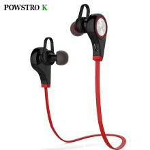 POWSTRO K Wireless Sport Earphone Bluetooth 4.1 Aptx Stereo Headset Exercise Running Music Earphones For Mobile Phone Tablet Mp3