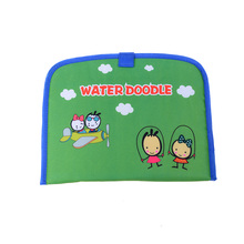 Kids Gift 1 set Water Canvas Drawing Painting Writing Mat Board Magic Pen Water Doodle Mat with 1 Magic Pen High Quality