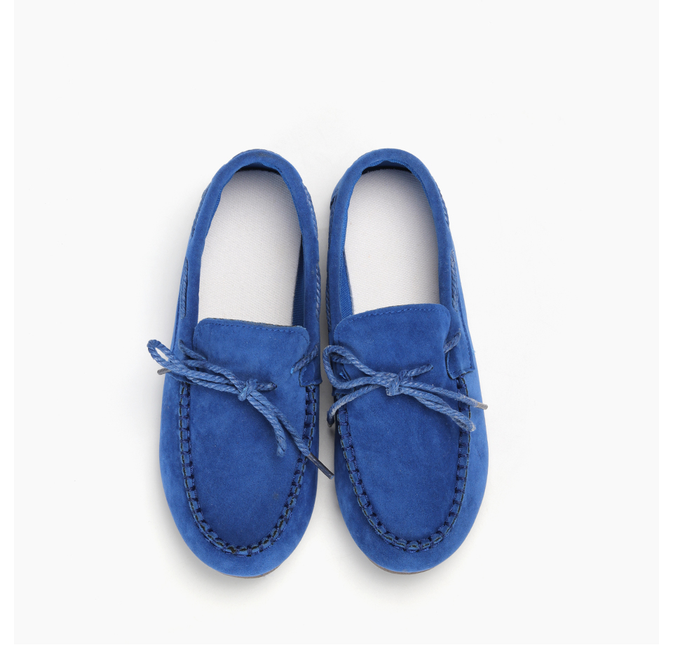 Moccasin womens four colors autumn soft brand top quality fashion suede casual loafers #WX810401 84 Online shopping Bangladesh