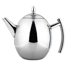 VOGVIGO 1.5L Big Capacity Stainless Steel Coffee Pots Tea Kettle Water Pot High Quality Smooth Like Mirror Water Pots With Filte