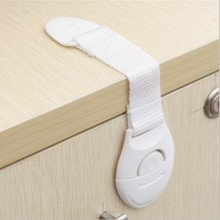 20pcs/lot Baby safety products baby safety lock child safety locks drawer locker(China)