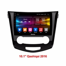 Android 6.0 Octa Core 2GB RAM+32GB ROM Car DVD Player For Nissan Qashqai 2016 GPS Navigation Radio Stereo 4G Wifi(China)