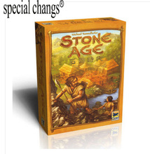 Super Classical Germany Board Game STONE AGE table games cards Chinese Version(China)