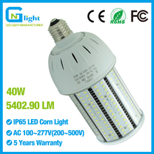 LED gas station light 40W 360 degree Beam Angle replace 70W HPS/HID/metal halide canopy fixture petro light bulbs
