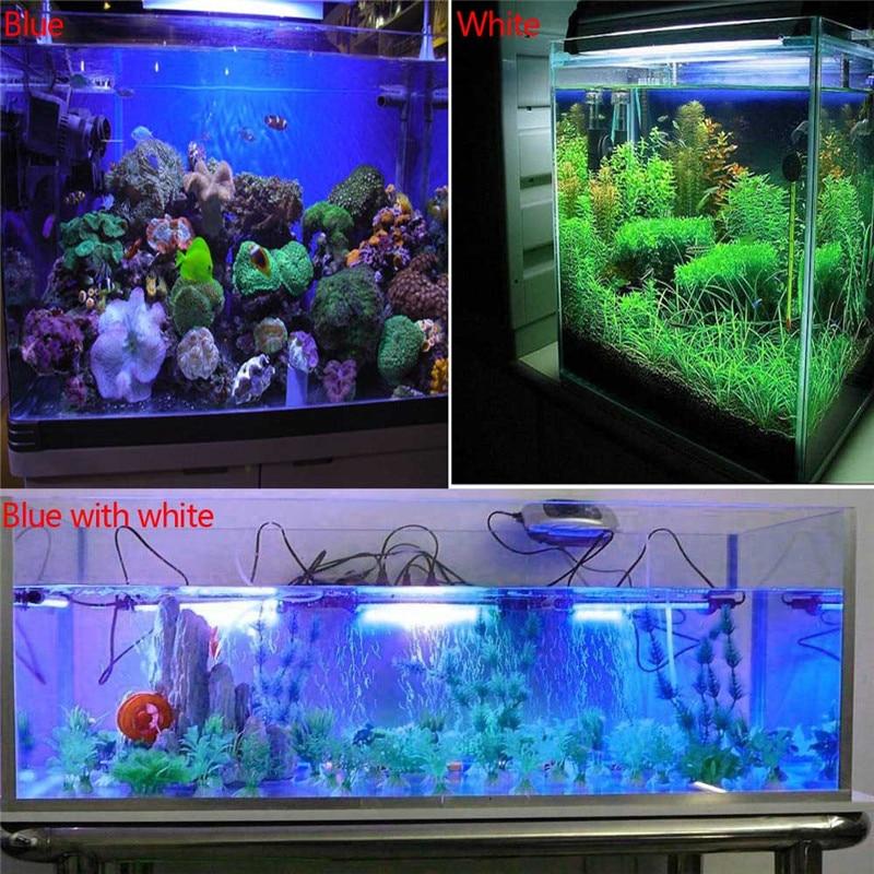 Aquarium-Fish-Tank-9-12-15-21-LED-Light-SMD5050-Blue-White-18-28-38-48CM (4)