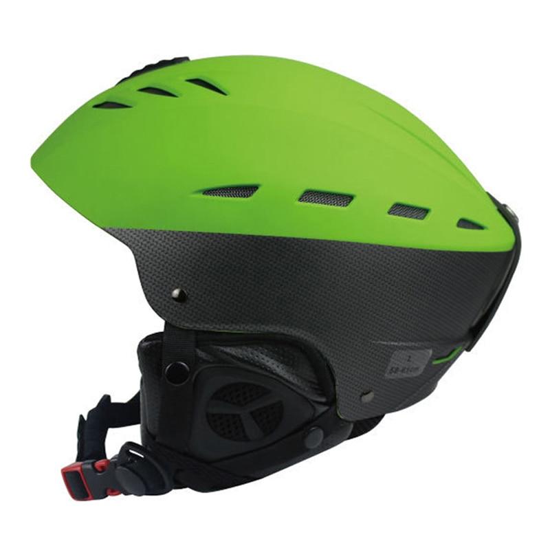 Outdoor Sports Ultralight Skiing Helmet 6 Colors Ski Helmet CE Certification Snow Ski Snowboard Skateboard Helmet 55-61CM<br>