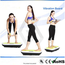 Swing Exercise Beauty Equipment Ultrathin Body Shaping Vibration Plate Slimming Machine Mini Power Slimmer Crazy Fit Massager