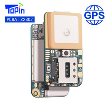 ZX302 PCBA Super Mini GSM GPS Tracker Locator Real-time Call Tracking Position Geo-Fence SOS Alarm for Children Pets Car Vehicle(China)