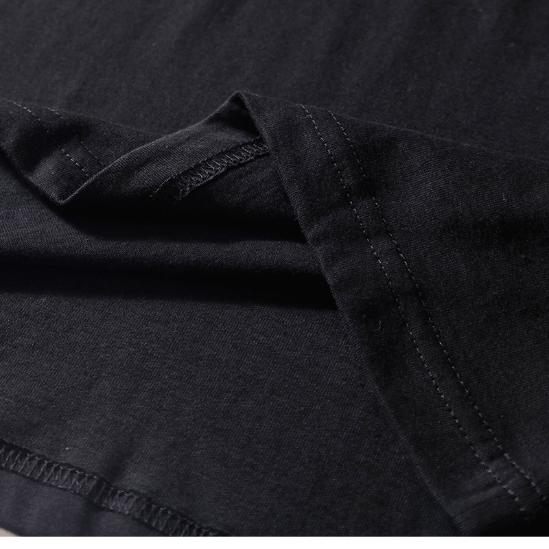 Japanese Embroidery Crane Waves Tshirts 7
