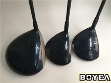 Brand New Boyea MP900 Wood Set Boyea Golf Woods Golf Clubs Driver +Fairway Woods R/S/SR/X Flex Graphite Shaft With Head Cover