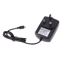 UK Plug AC 110V-240V to DC 5V 3A Micro USB 5 Pin Power Supply Charging Adapter for Windows Android Tablet PC(China)